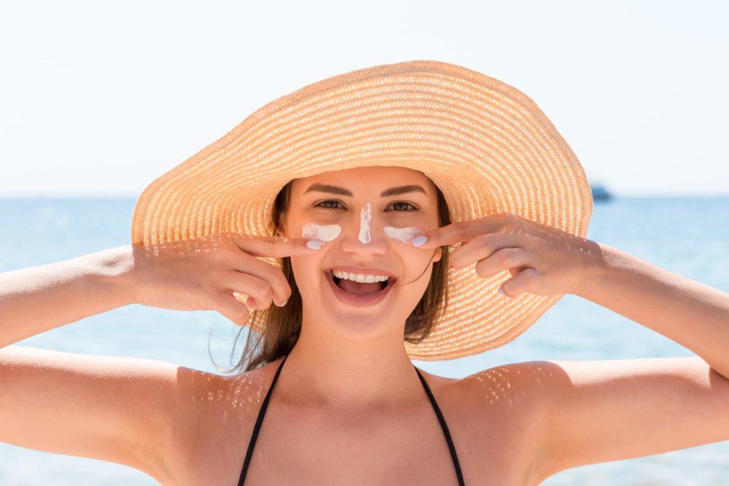 sunscreen SPF