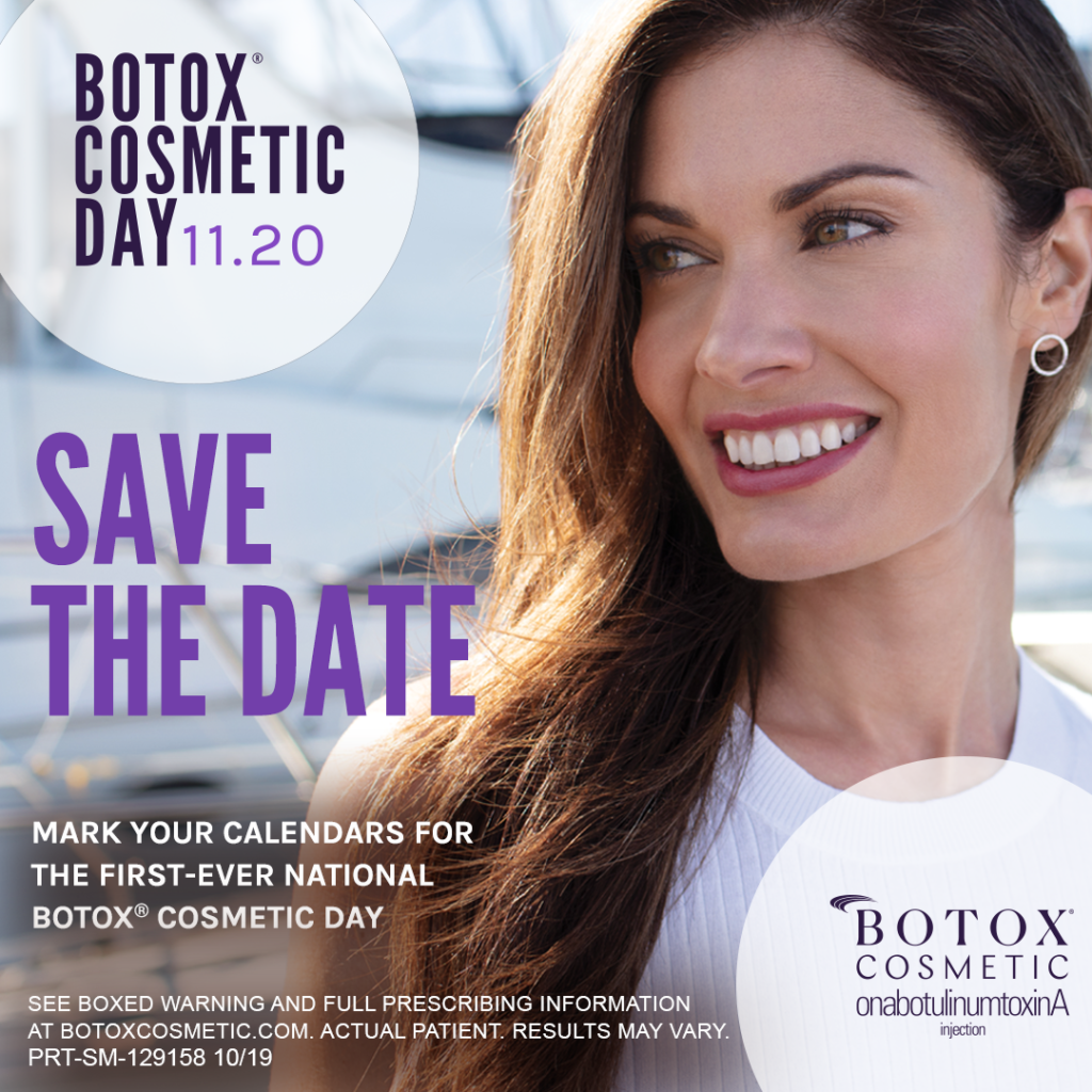 national botox day 2020